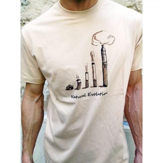 T-Shirt Vape - Vape Evolution - Ô Mon VapO