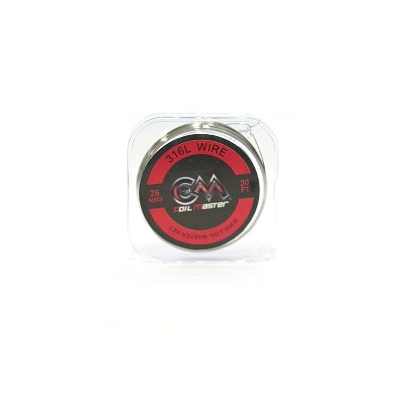 Fil Acier Inoxydable - 316 L - Coil Master
