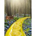 Yellow Berry Road - Liquide Possum Trot