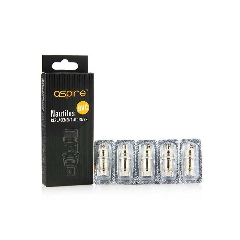 pack Résistance Aspire Nautilus BVC