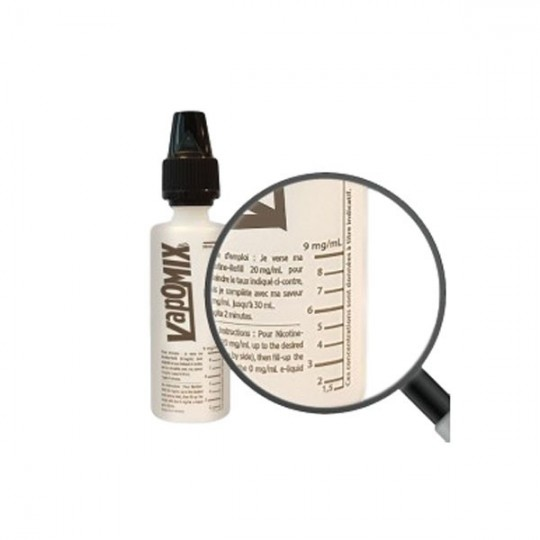 Fiole VapoMix 30 ml - 100 ml