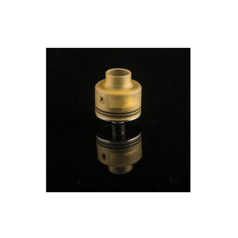 Wide Bore Slam Cap O-Atty V1/V2 Odis
