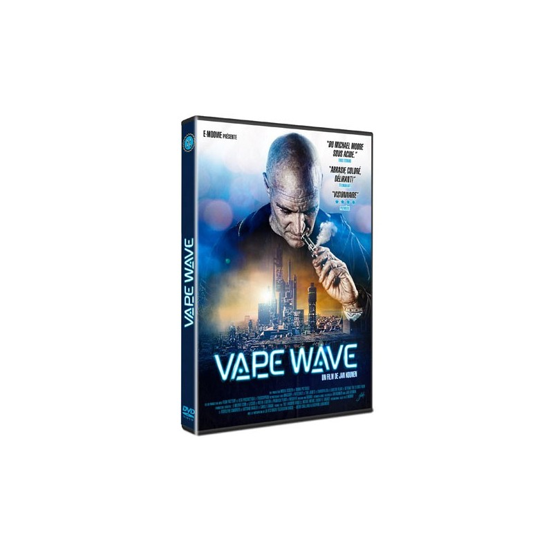 DVD VapeWave de Jan Kounen