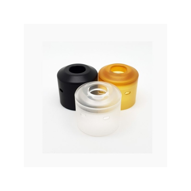 Top Cap Alcatraz Dripper by Haze