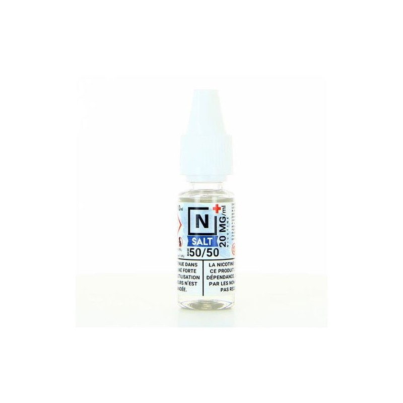 Booster Sel de Nicotine
