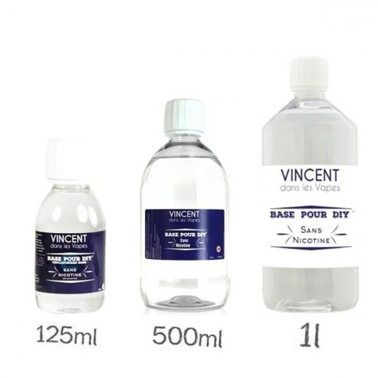 e-Liquide Base VDLV - 50 /50 PG-VG