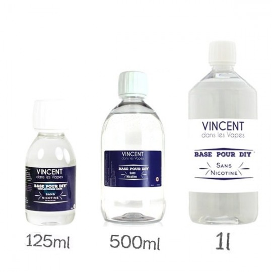 e-Liquide Base VDLV - 70 /30 PG-VG