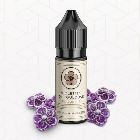 Fiole Violette - Liquide Flavor Hit