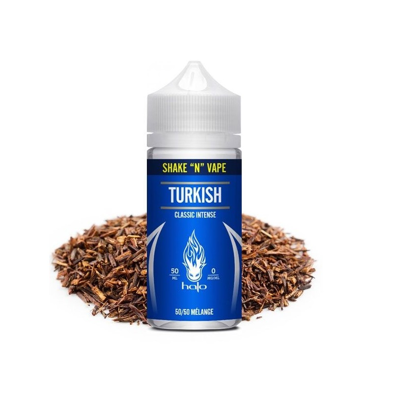 Turkish Tobacco 50 ml - HALO