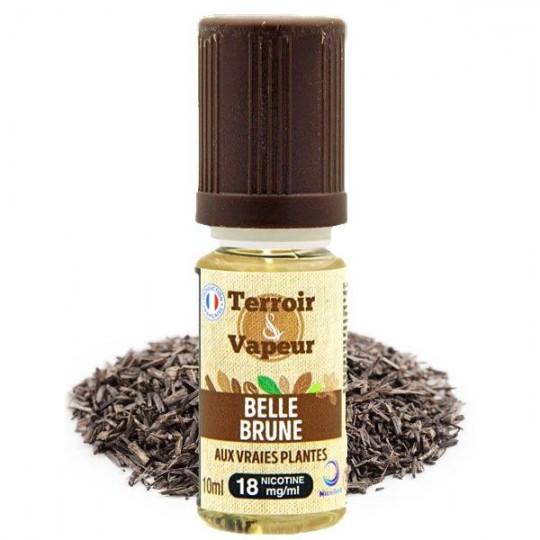 Belle Brune Sels de Nicotine
