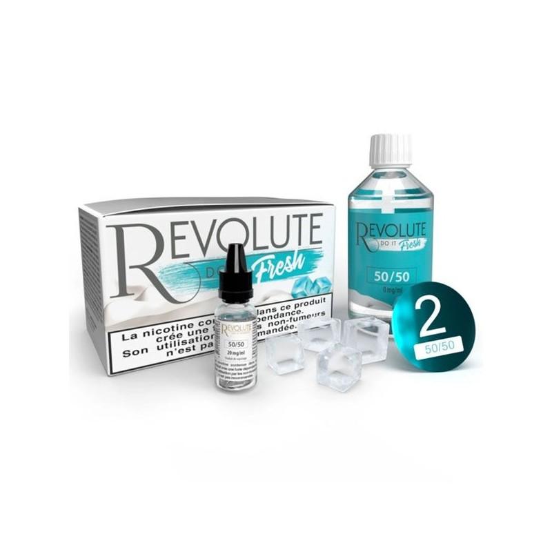 Base DIY Do It Fresh 100 ml - Revolute