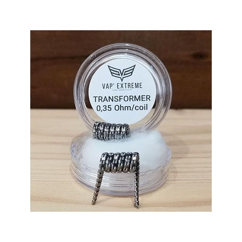 Pack 2 Transformer - Vap'Extreme