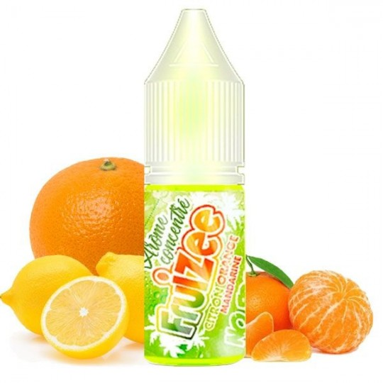 Citron Orange Mandarine - No Fresh - Arôme DIY Fruizee