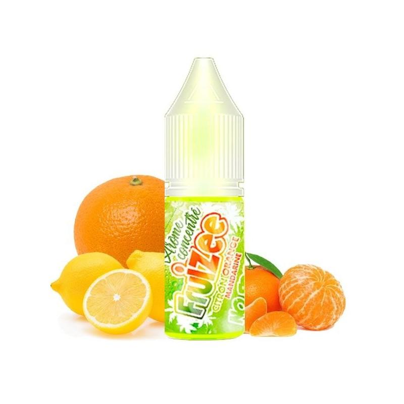 Citron Orange Mandarine - No Fresh - Arôme DIY Fruizee