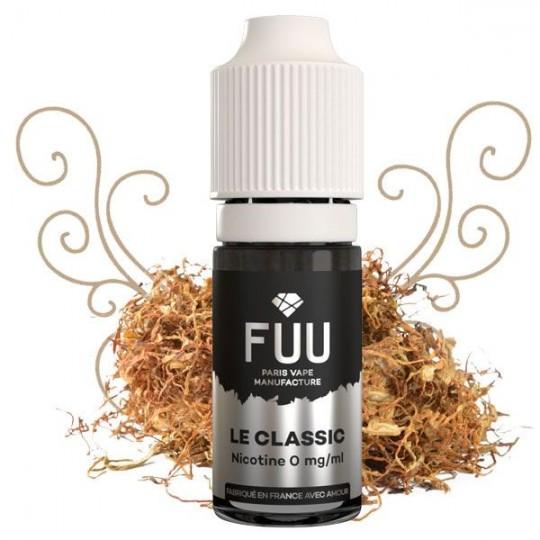 Tabac Classic - Liquide The Fuu