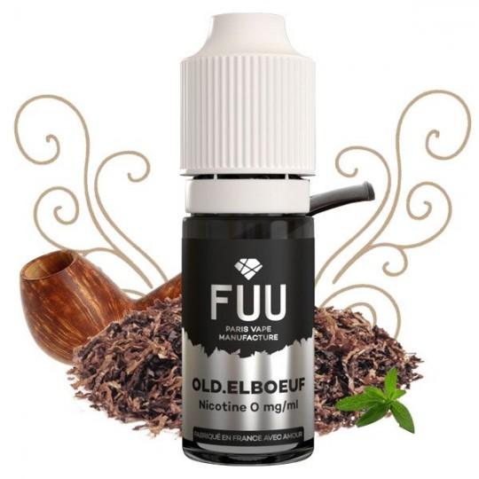 Flacon Old Elboeuf - Liquide The Fuu goût tabac