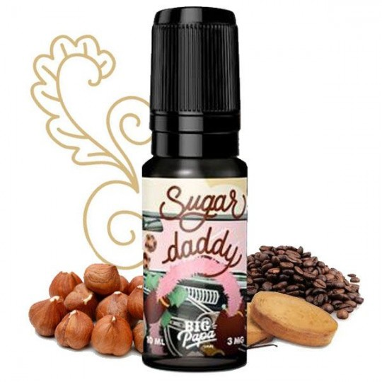 Sugar Daddy 10ml - Big Papa