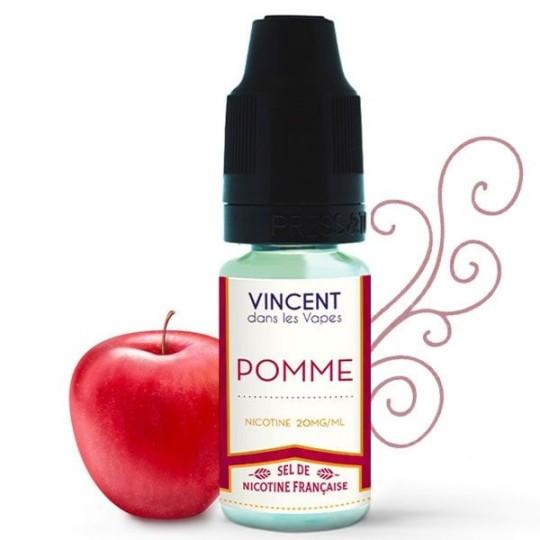 Pomme - Sels de Nicotine - VDLV e-Liquide
