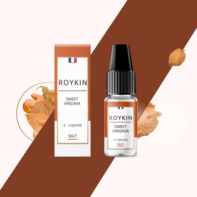 Sweet Virginia - Sels de Nicotine - Roykin