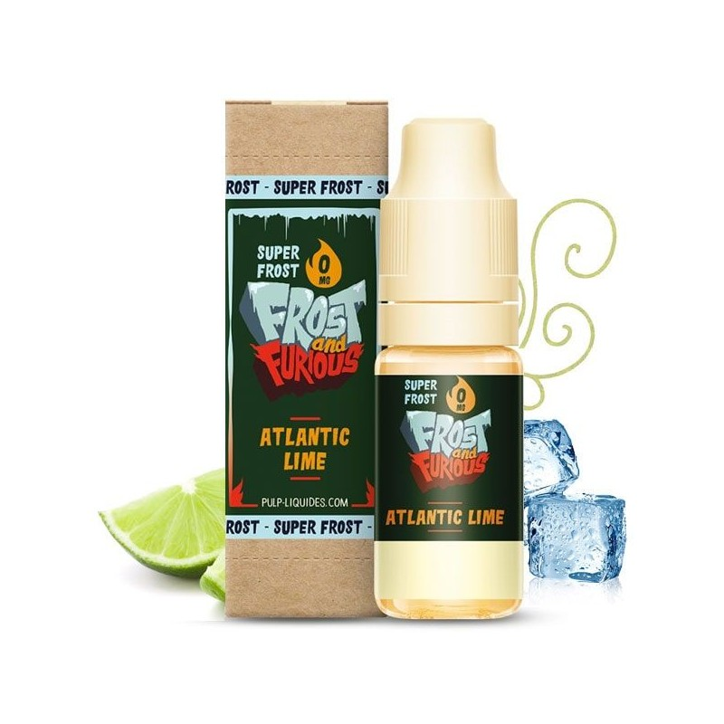 Atlantic Lime SuperFrost - eLiquide PULP