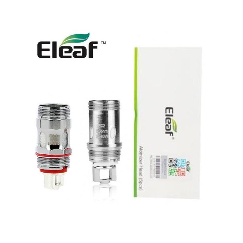 Résistance EC2 pour Melo 4 Eleaf