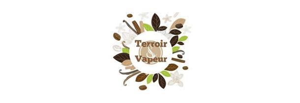 E-Liquides Terroir et Vapeur 10 ml