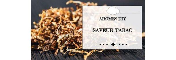 Arômes DIY Tabac