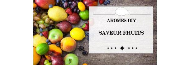 Arômes DIY Fruités