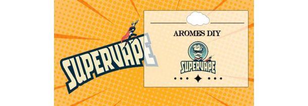 Arômes DIY - SUPERVAPE