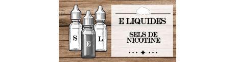 Liquides Sels de Nicotine