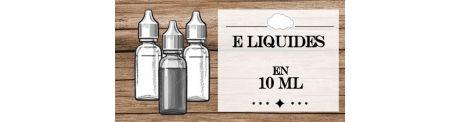 E-Liquide 10 ml