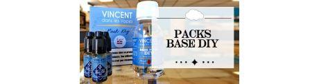 Kit de Base DIY Nicotinés
