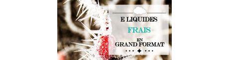 E-Liquide Frais - Grand Format à Booster