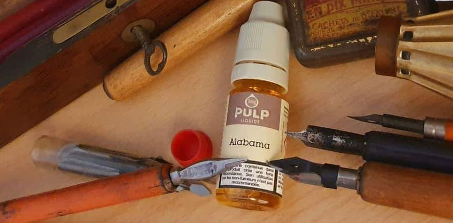 e-liquide pulp Alabama 10ml