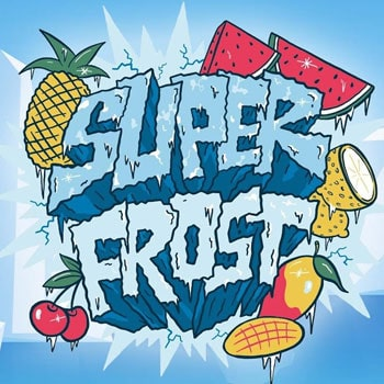 e-liquide pulp superfrost - Atlantic Lime