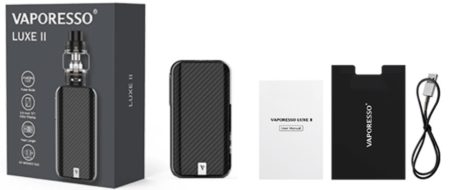 pack box luxe 2 vaporesso