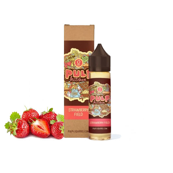 e-liquide strawberry field pulp 50ml
