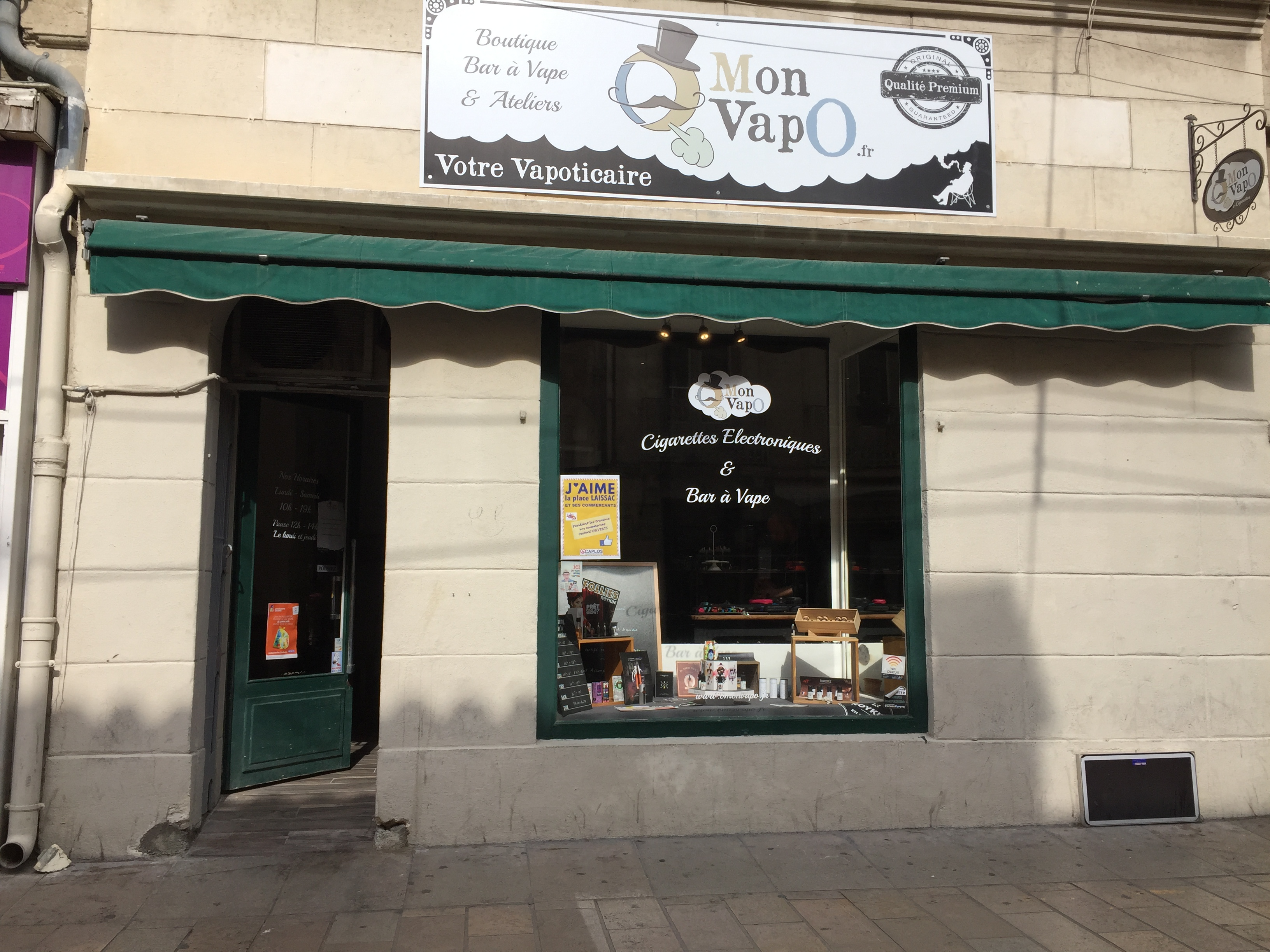 boutique vapoteuse montpellier