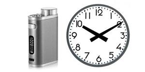 Autonomie batterie cigarette électronique