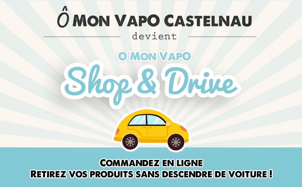 shop and drive cigarette electronique castelnau