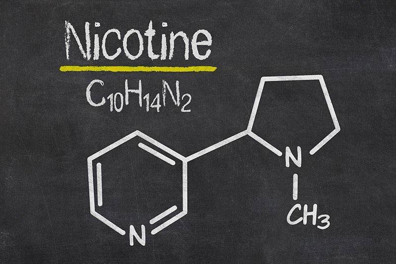 e-liquide nicotine