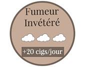 Cigarette electronique gros fumeur